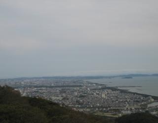 三浦半島方面