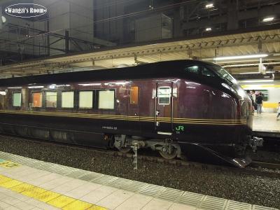 E655系「なごみ(和)」側面
