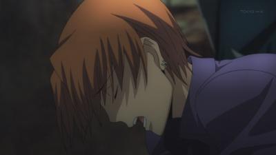 zero13龍ちゃん泣く