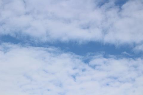 10月2日の空