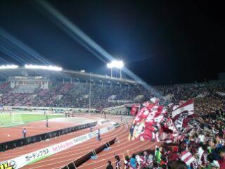 サッカー花火6