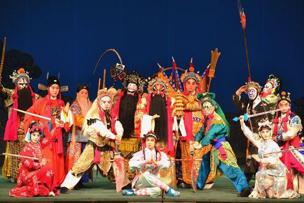 京劇「西遊記」