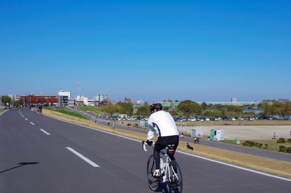 サイクリングコース / Cycling course