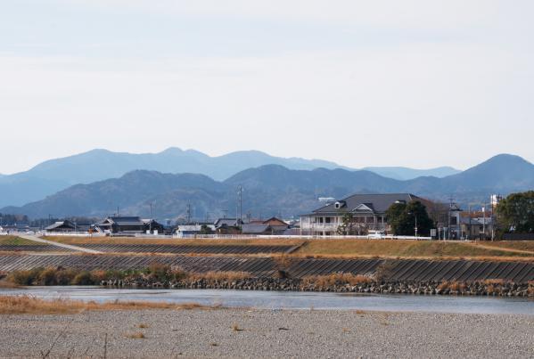 伊勢市川端町付近 / Near the Ise-City Kawabata-town