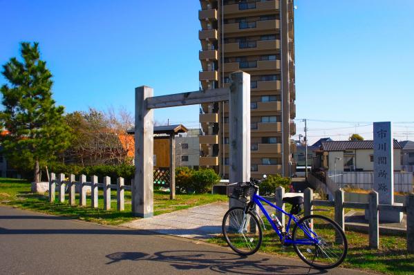 江戸川サイクリングコース-06 / Edo river cycling course-06