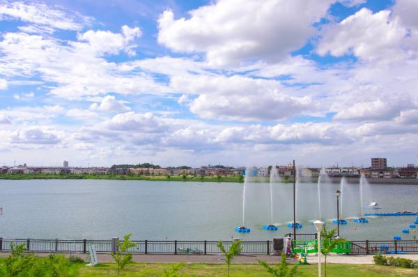 越谷レイクタウン/Koshigaya Lake Town