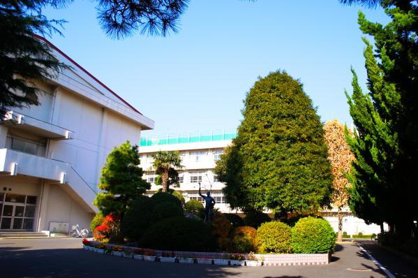 千葉県立国府台高校 / Chiba prefectural Kohnodai high school