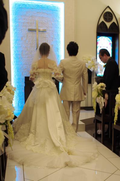 挙式 / wedding