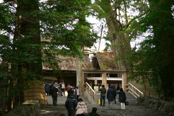 伊勢神宮(皇大神宮)/ Ise shrine(Kohtai shrine)