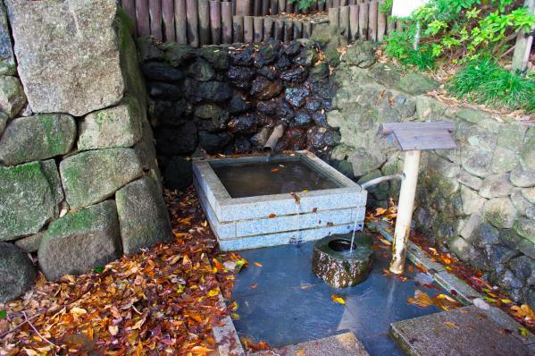 羅漢の井 / Well of Rakan(Saint)