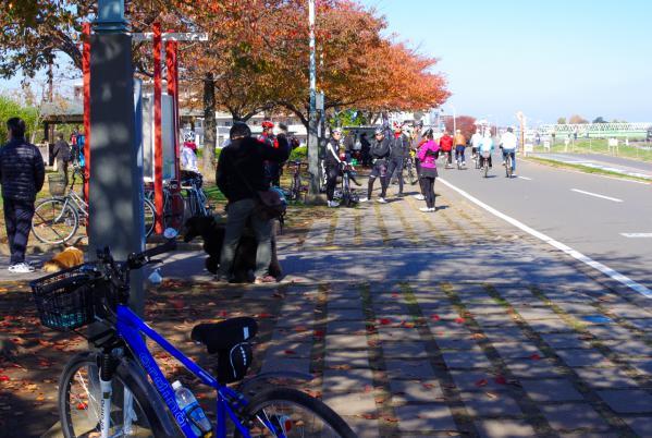 江戸川サイクリングコース-04/ Edo river cycling course-04