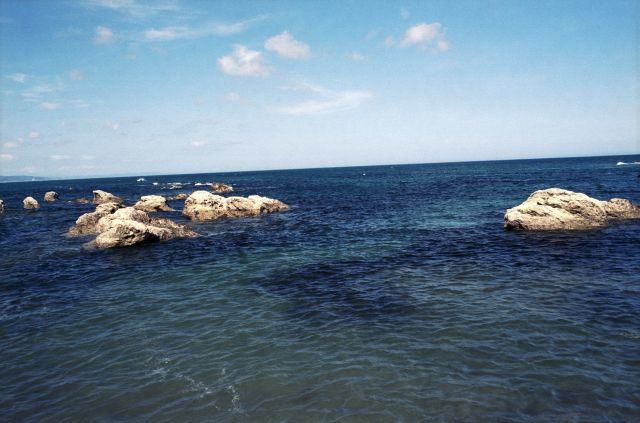 海水浴2010-02