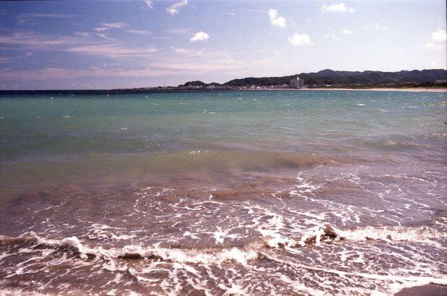 海水浴2010-01