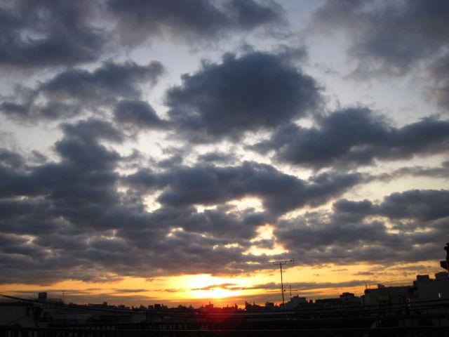 晦日の日の出2010