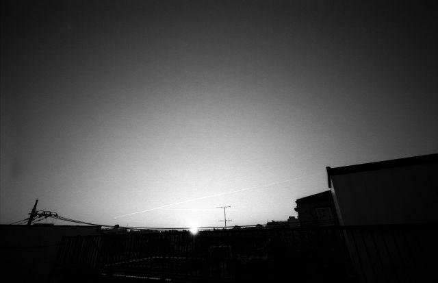 元旦の日の出2011b