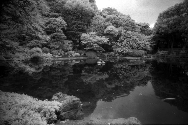 水面のある公園01a