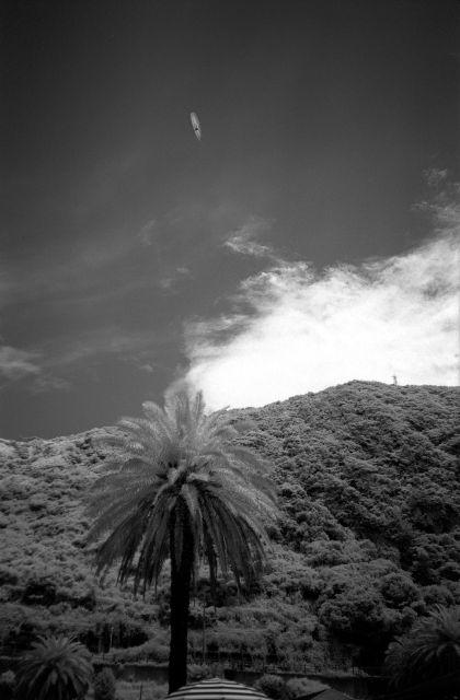浜辺でIR02d
