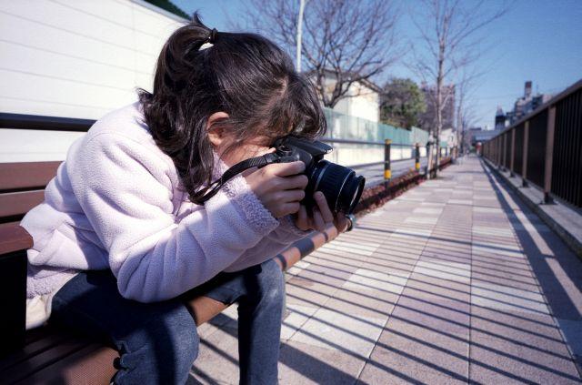 いっぱしのカメラマン気取り01