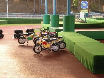 子供用レーサーバイク