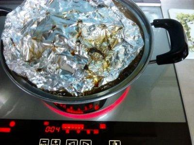 釘煮のお鍋