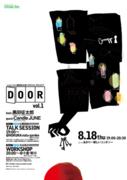 黒田征太郎スペシャルプロジェクト「DOOR」