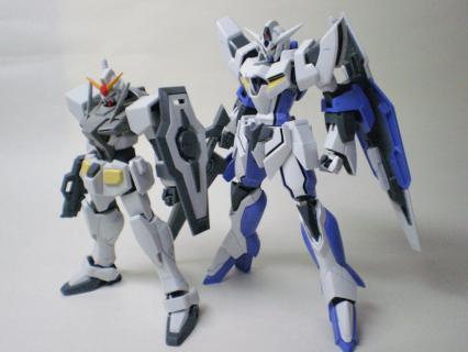 HG00 1.5ガンダム 9