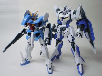 HG00 1.5ガンダム 10