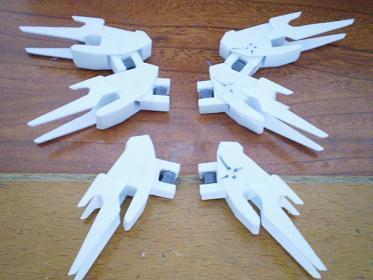 オラ2 推進器はイメージ通り