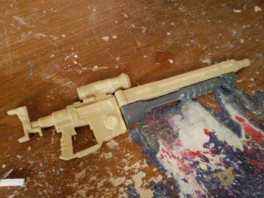 ライフル 甲案