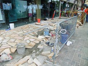 under constructon