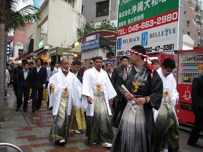 沖縄成人式2011