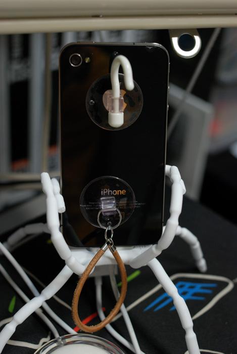 iPhone吸盤