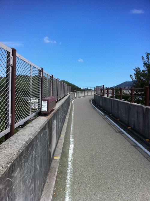 来島海峡大橋アプローチ