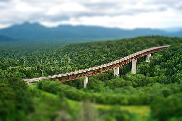 2010三国峠-tiltshift