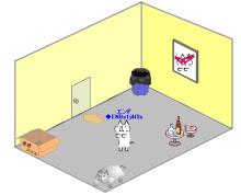 エンドの部屋