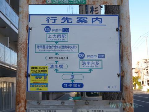 滝ノ分 経路