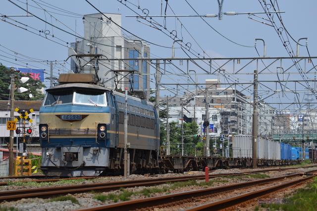 5093レ EF66-27