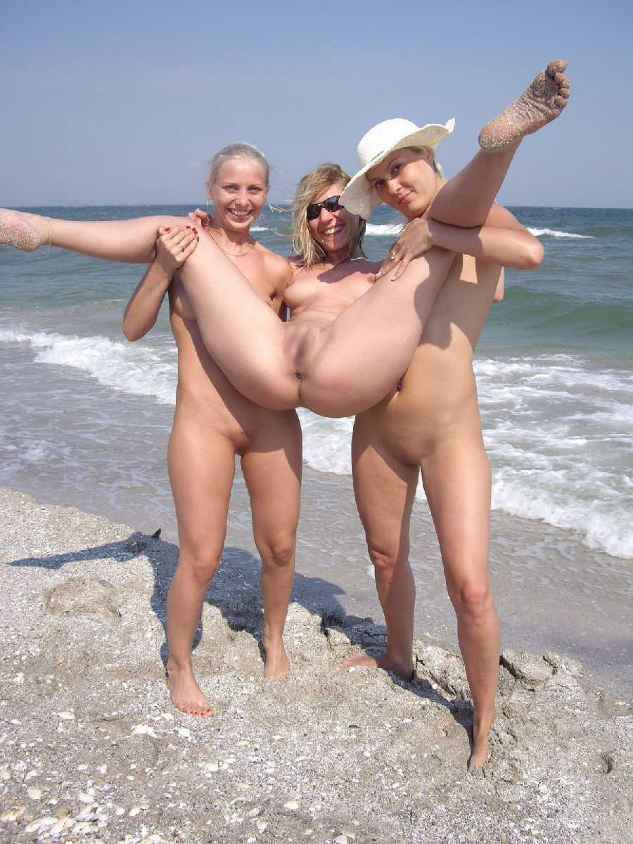 ヌーディストビーチ 11
