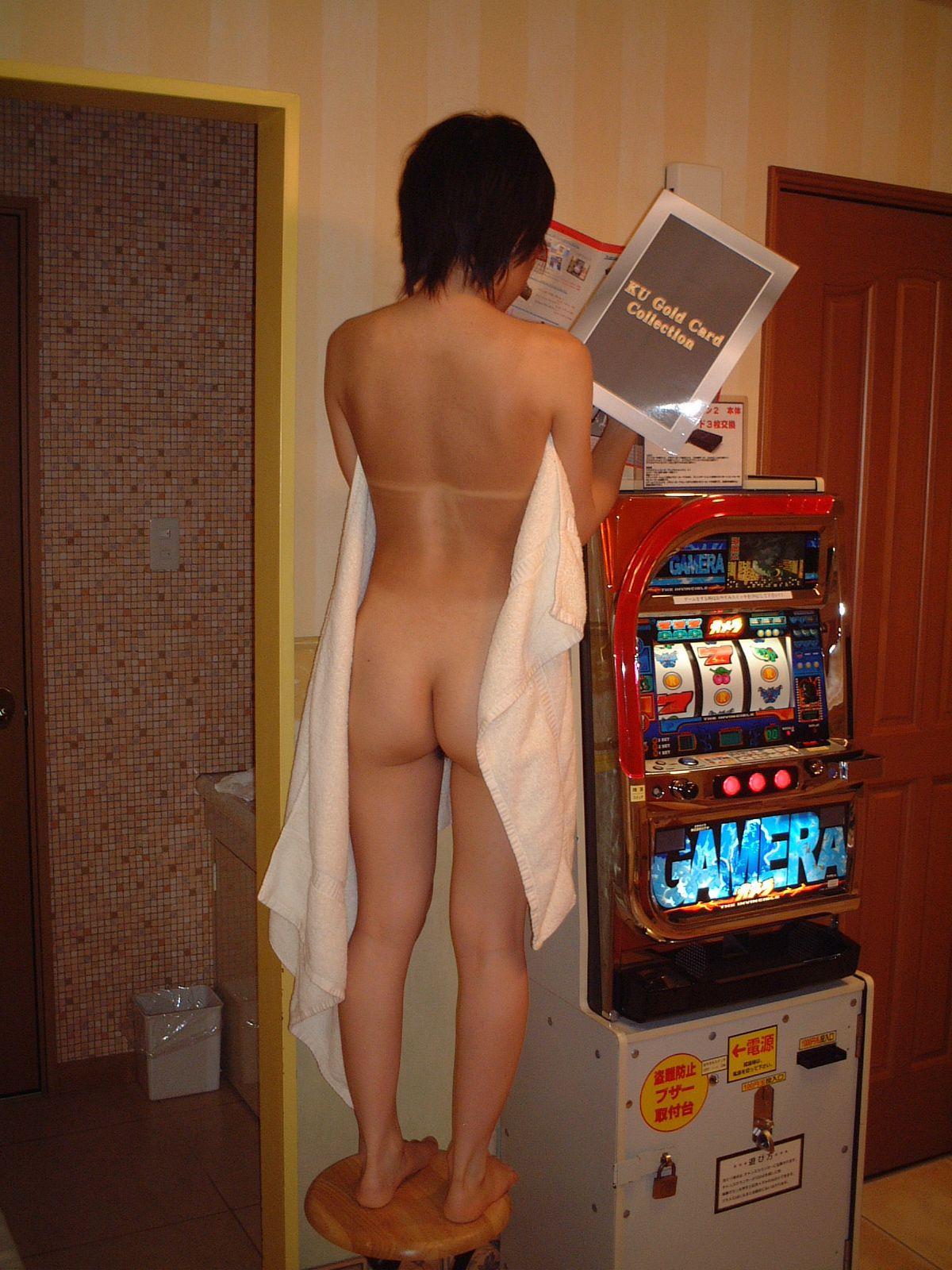 ラブホテルで撮られた彼女の裸 画像 11