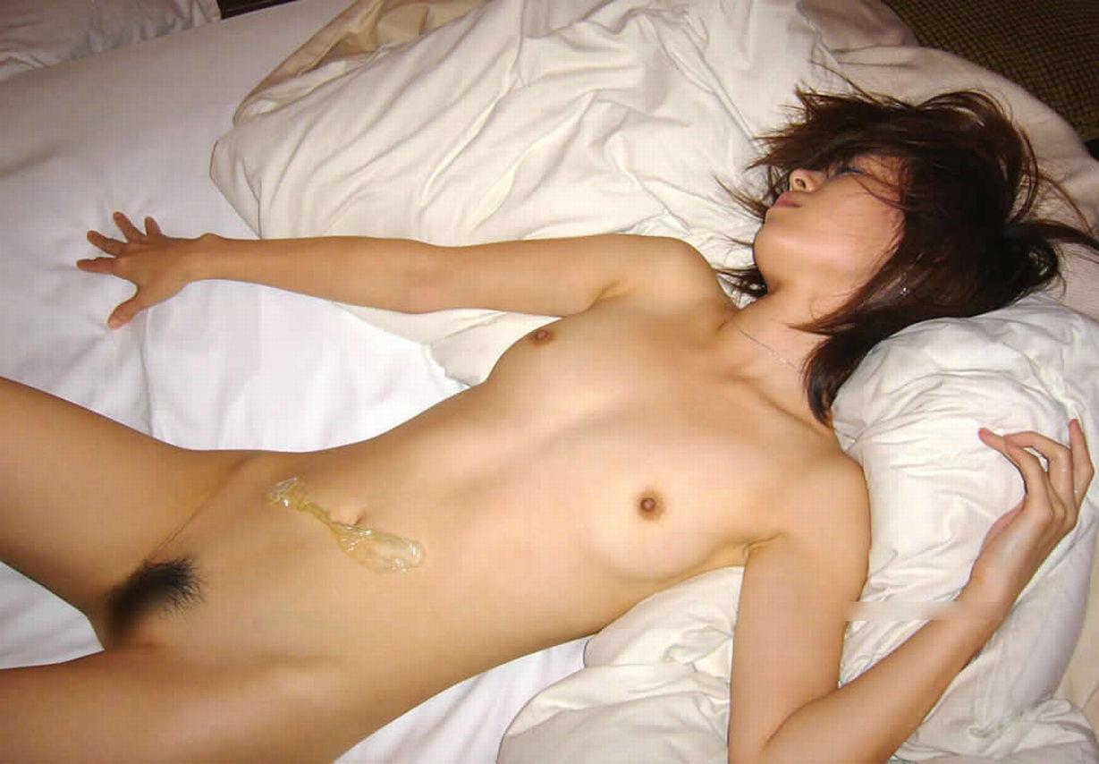 【素人】セックスで10回ぐらいイキまくると女はこうなる 49