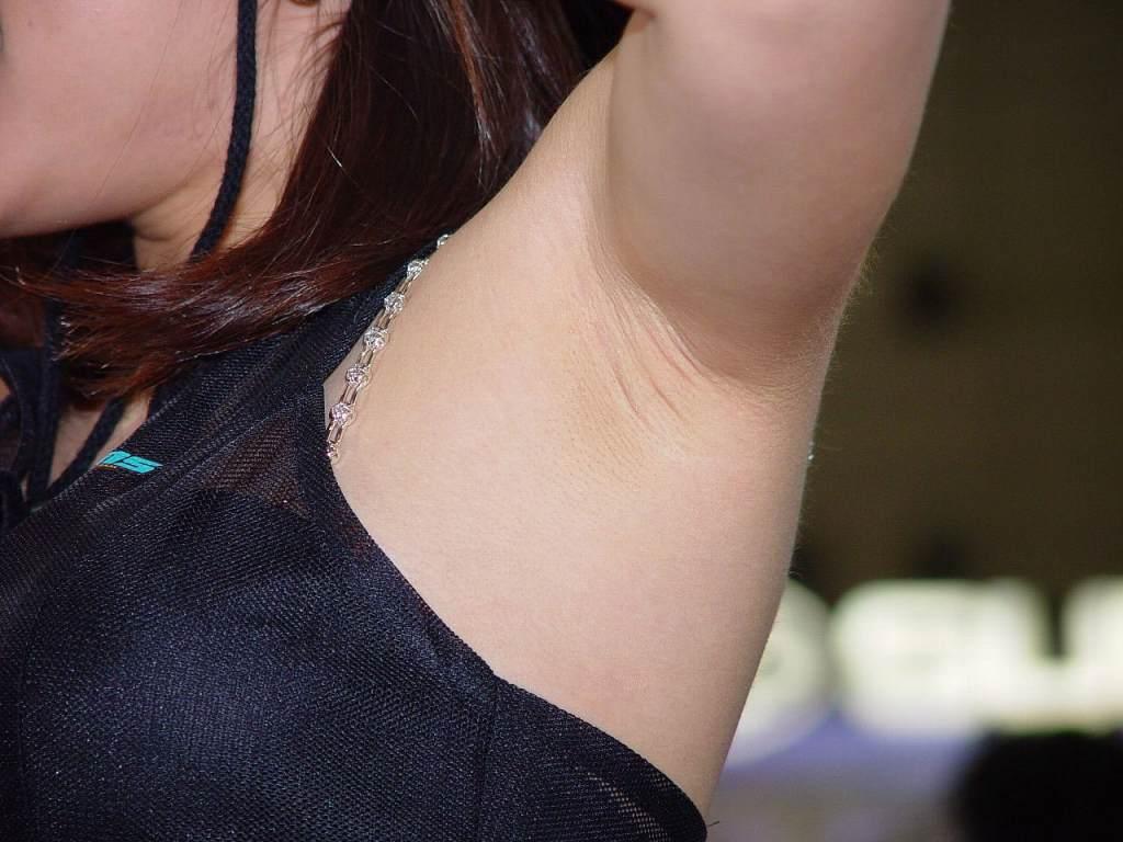 ワキ画像が女性器よりも卑猥な件wwwwwww 女の腋 脇画像50枚