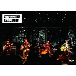 CNBLUE MTV Unplugged通常盤