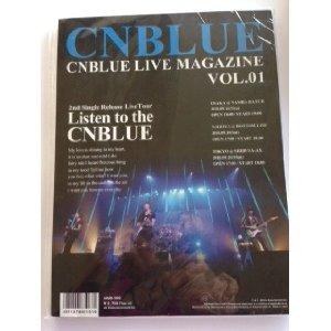 CNBLUE LIVE MAGAZINE VOL1 [雑誌]