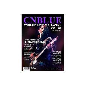 CNBLUE Live Magazine VOL3