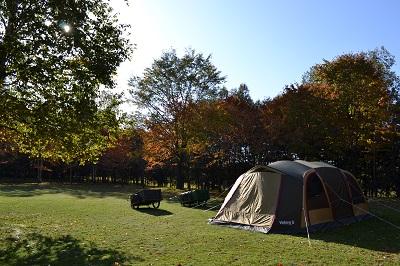 20140927春光台公園グリーンスポーツキャンプ場