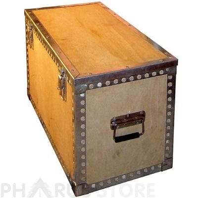 テンティピ エルドフェル ストーブの木箱