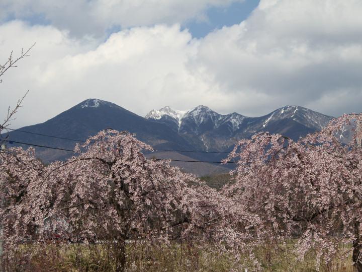 八ヶ岳from小淵沢-IMG_3215