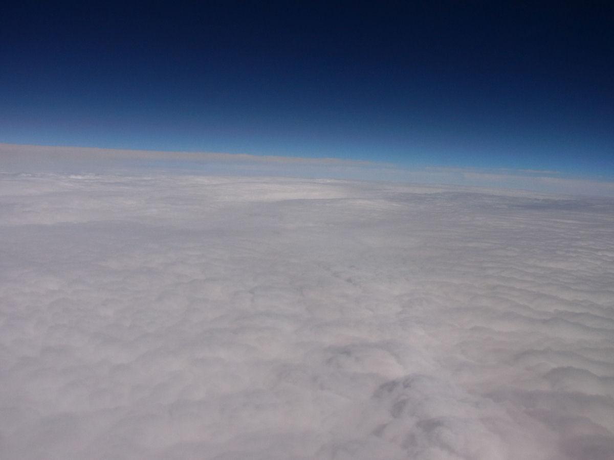 飛行機からR0019197