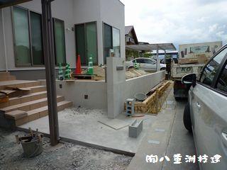 福岡市新築外構②
