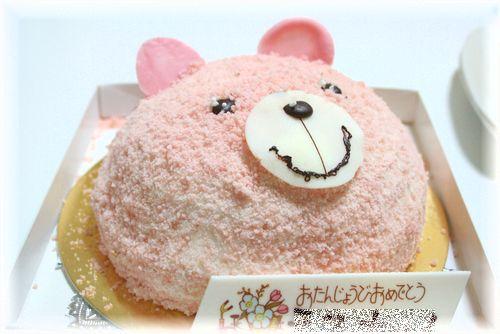 昨年の誕生日ケーキ(ワタシの。笑)